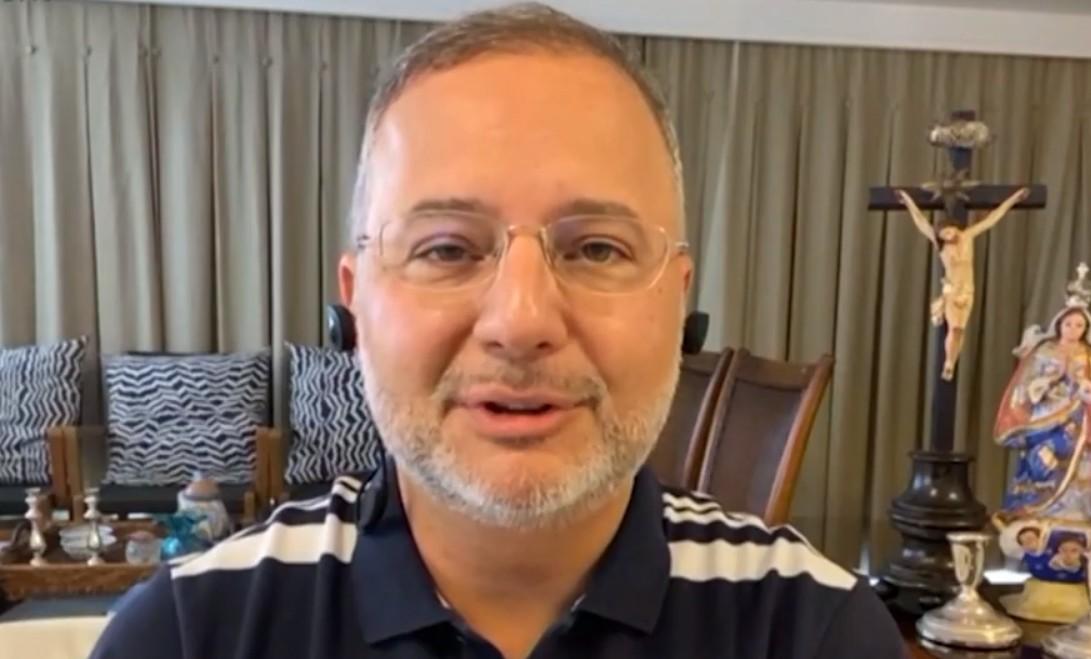 Secretário da Saúde Fábio Vilas-Boas recebe alta médica após nove dias internado com Covid-19