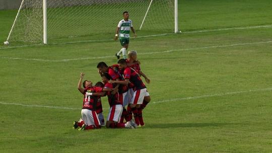 """Com gol decisivo, Jhonata cria esperança por classificação do Fla-PI: """"Nova cara no campeonato"""""""