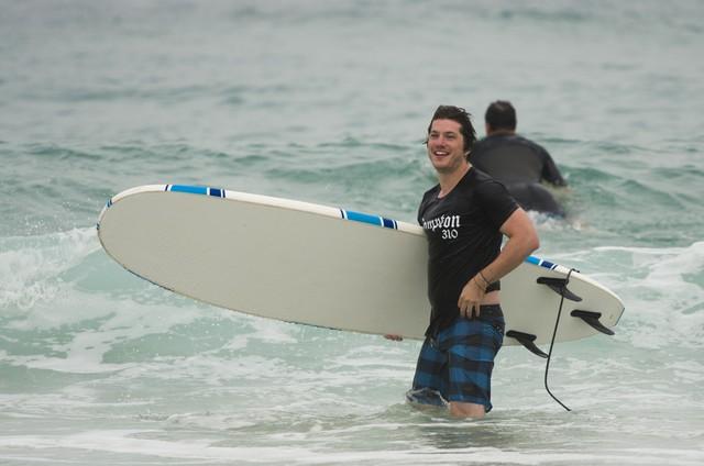Caio Paduan (Foto: Cesar Alves/ TV Globo)