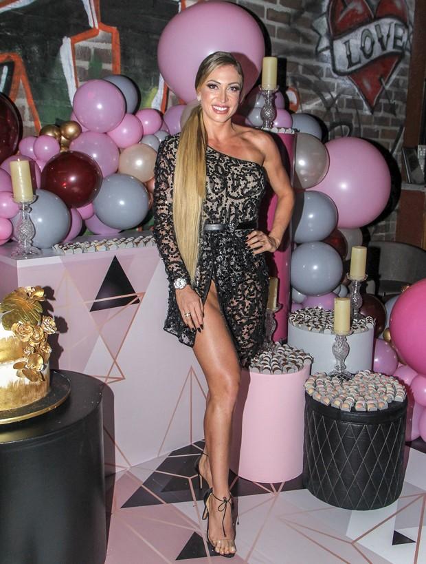 Jéssica Rodrigues (Foto: Marcello Sá Barreto/Brazil News)