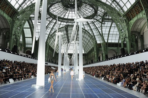 Chanel ready-to-wear, verão 2014