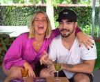 Giovanna Ewbank e Caio Castro | Reprodução/Instagram