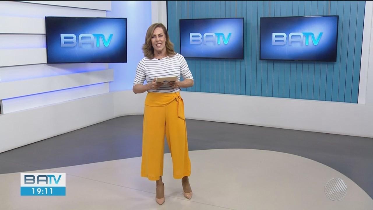 Bloco 01 - BATV Feira de Santana - 08/04/2021