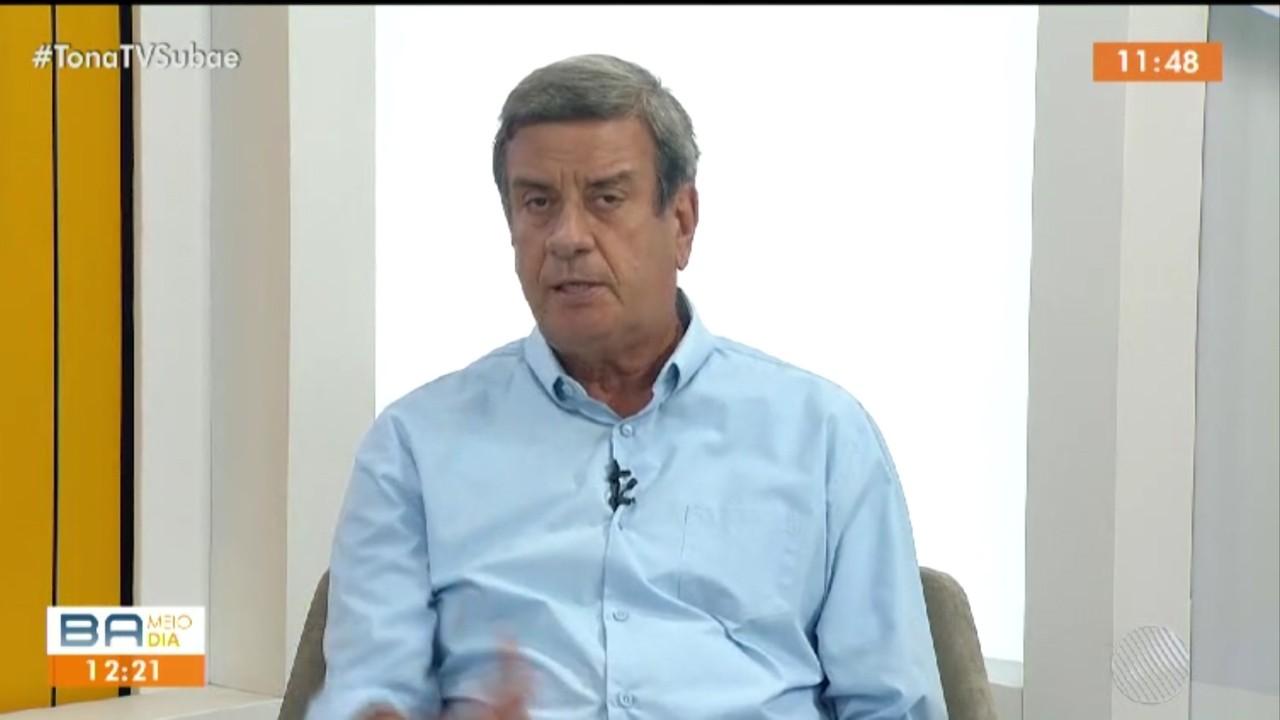 Candidato Colbert Martins fala sobre campanha para a prefeitura de Feira de Santana