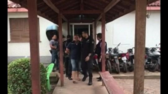 Presos na Operação Iara em Mãe de Rio são transferidos para Belém