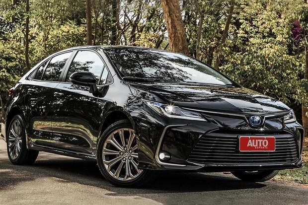 Toyota Corolla, o Carro do Ano 2020 (Foto: Rafael Munhoz)