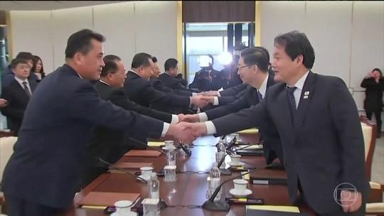 Após encontro, Coreias do Sul e do Norte concordam em manter o diálogo