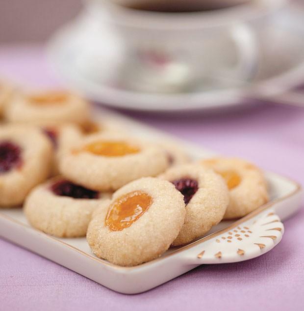Receita: biscoitinho com geleia para impressionar no dia das mães (Foto: Divulgação)