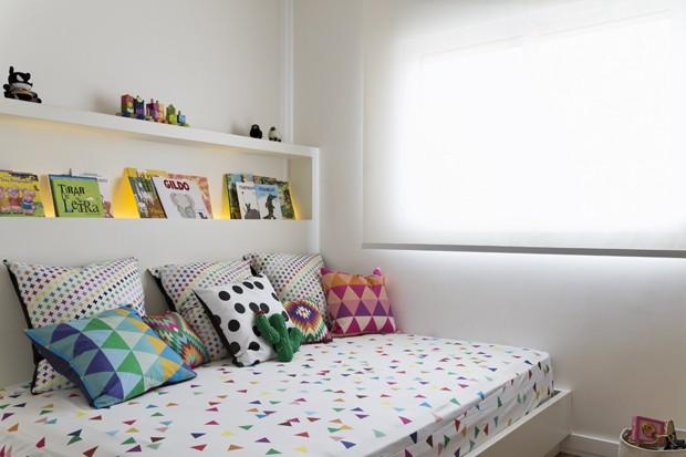 Apartamento de 230 m² com jeito de casa (Foto: divulgação)