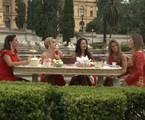 Cena do programa 'Mulheres ricas', da Band | Reprodução