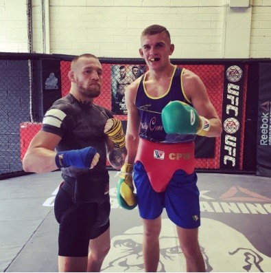 Conor McGregor e Conor Wallace