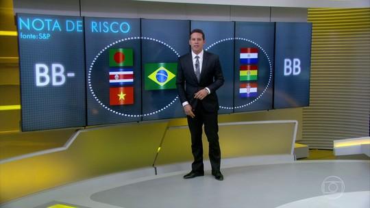 Após cortar nota do Brasil, S&P rebaixa empresas, estados e o município do Rio