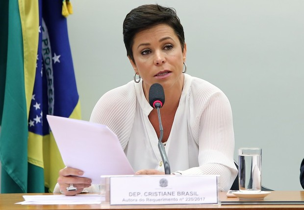 Cristiane Brasil (Foto: Gilmar Felix/Câmara dos Deputados)