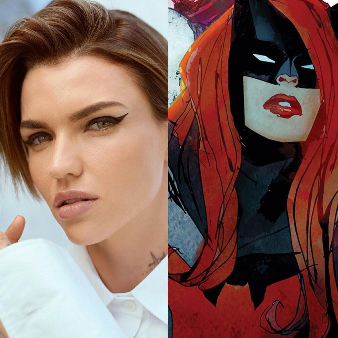"""Ruby Rose foi escalada para viver a nova """"Batwoman"""" em série de TV (Foto: Getty Images)"""