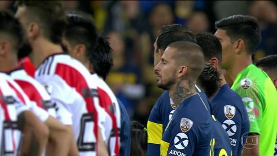 Em clima de revanche e mistério, River Plate e Boca Juniors abrem as semifinais da Libertadores