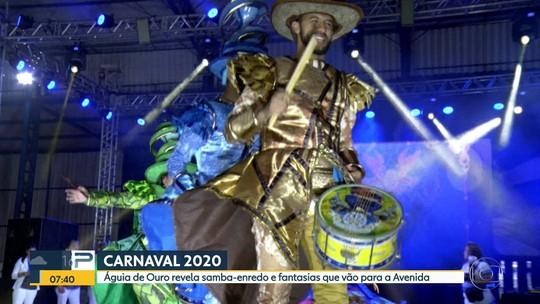 Colorado do Brás e Águia de Ouro anunciam enredos para o carnaval 2020 em São Paulo