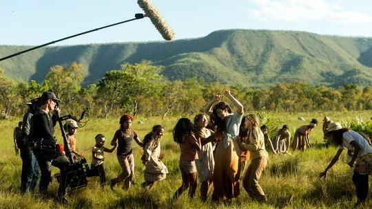 Veja imagens inéditas e deslumbrantes das primeiras gravações no Tocantins