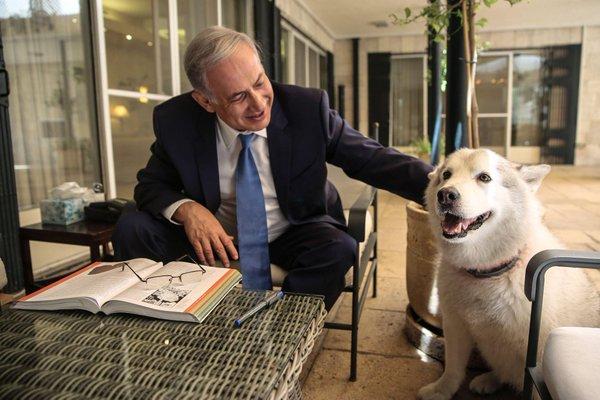 Netanyahu (Foto: Reprodução)