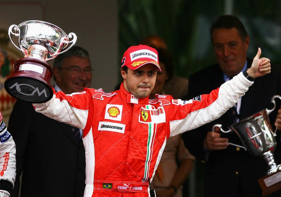 Felipe Massa também competiu por Sauber e Ferrari (Foto: Getty Images)