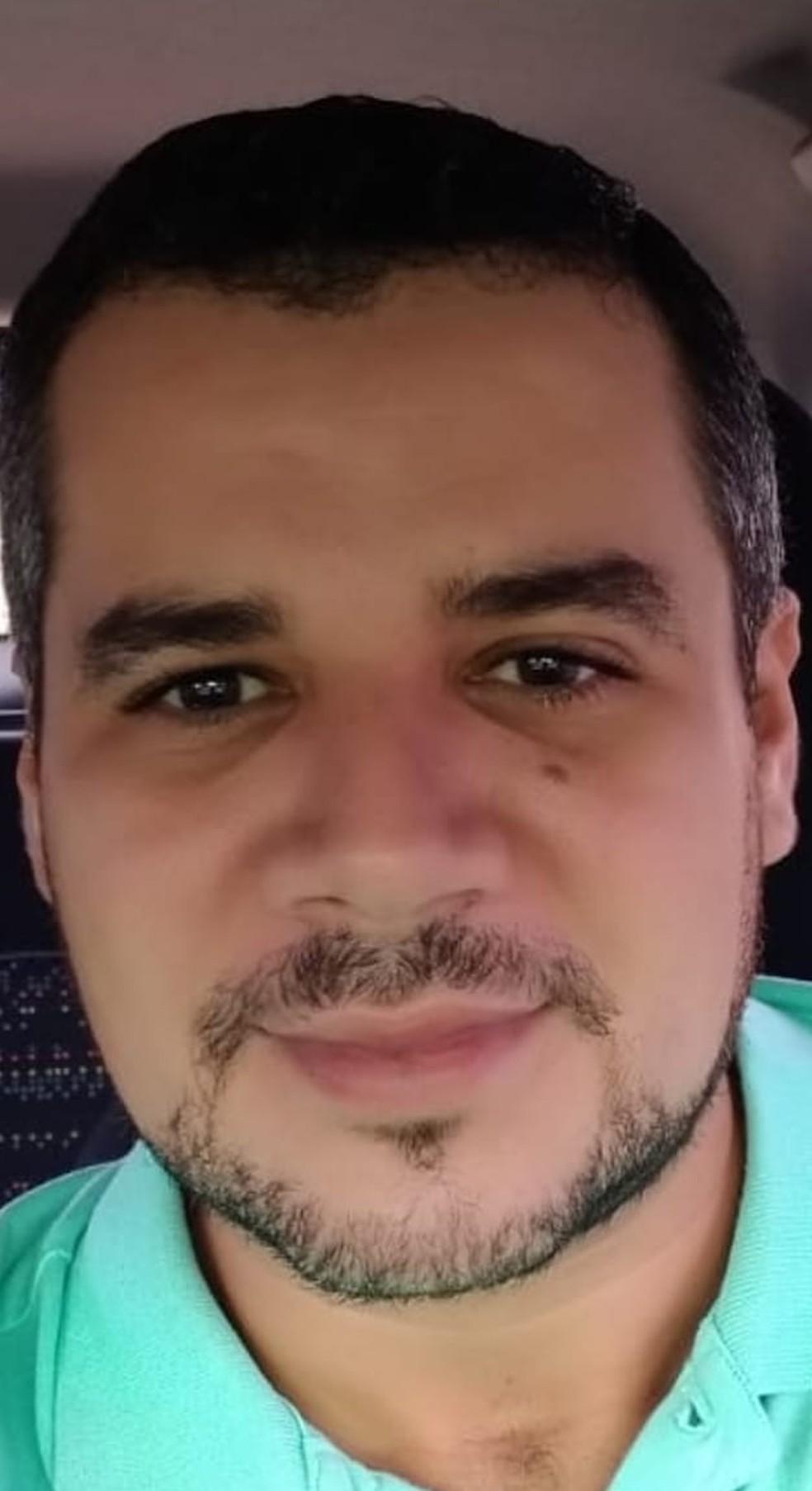 Albério Fernandes, 34  — Foto: Reprodução/Facebook