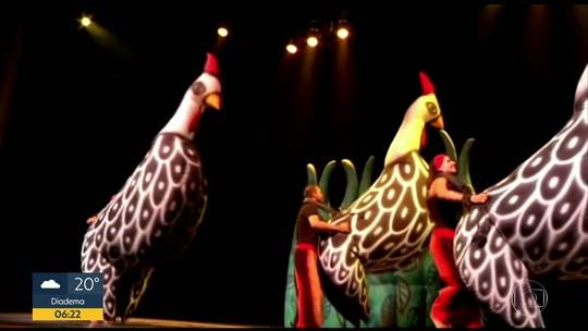 Festival de férias tem teatro e exposição de bonecos gratuitos em SP