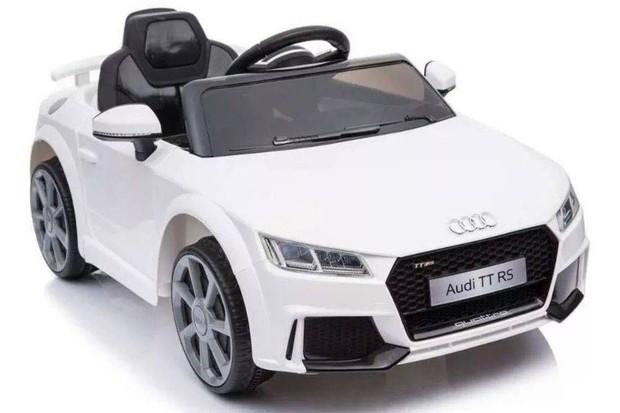 Audi TT RS elétrico infantil (Foto: Divulgação)