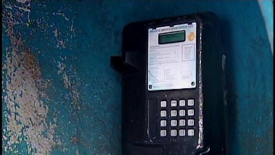 Com ligações gratuitas, orelhões voltam a ser atrativos em Araxá