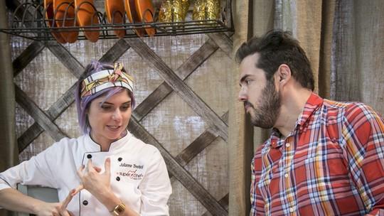 Julianne Trevisol conta o que vai fazer com os R$ 50 mil que ganhou no 'Super Chef'