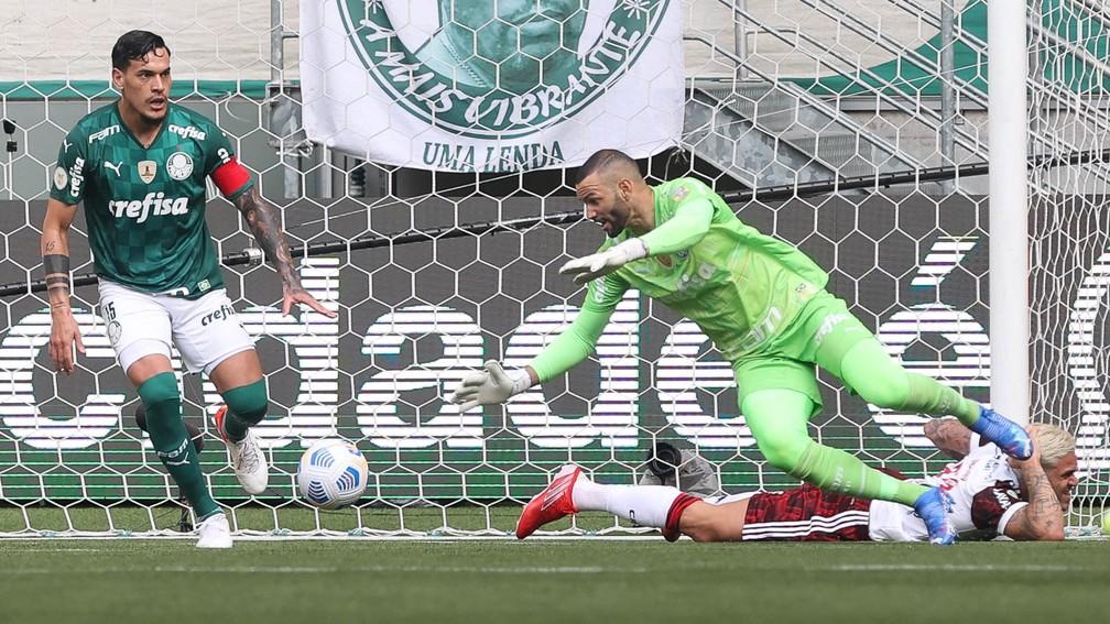 Palmeiras termina turno abaixo de meta estipulada para ser campeão brasileiro; veja as contas
