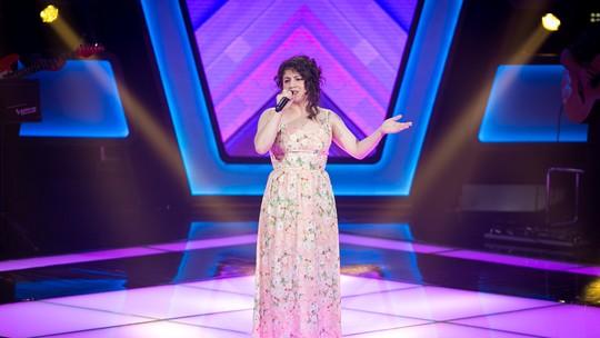Aretha Lima garante vaga no 'The Voice Brasil' e revela seu ritual antes de subir ao palco