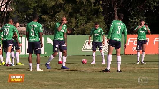 O que vai acontecer no Palmeiras até o dia 25, data do próximo jogo?