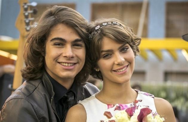 Martelo batido: a Globo vai reprisar 'Malhação: Sonhos' em 2021 depois de 'Viva a diferença'. O casal Pedro (Rafael Vitti) e Karina (Isabella Santoni) fez grande sucesso (Foto: TV Globo)