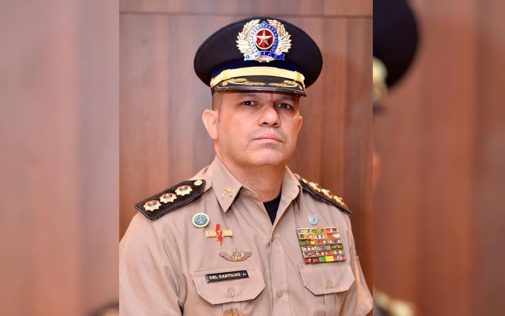 Coronel Newton Nery De Castilho, Secretário Chefe da Casa Militar — Foto: Divulgação