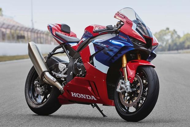 Honda CBR1000RR-R Fireblade SP (Foto: Divulgação)