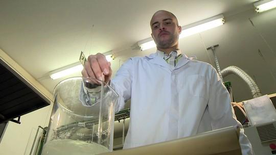 Pesquisador desenvolve método eficiente de reciclagem de isopor