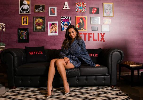 Anitta lança documentário na Netflix (Foto: Divulgação/Netflix)