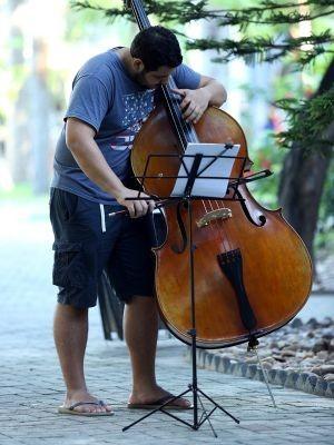 Festival oferece cursos e oficinas, individuais e em grupo, e apresenta concertos diários abertos ao público (Foto: Ares Soares/Unifor)