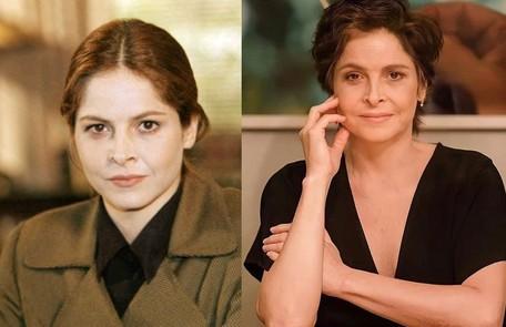 'Era uma vez' volta ao ar no Viva nesta segunda, 4. Drica Moraes viveu a protagonista, a governanta Madalena. Atualmente, ela está no elenco de 'Sob pressão' Reprodução