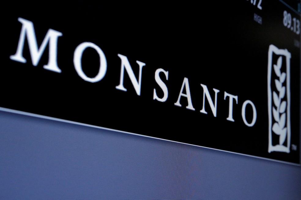 A Monsanto foi condenada a pagar mais de R$ 1 bilhão a um homem que teve câncer (Foto: Brendan McDermid/Reuters)