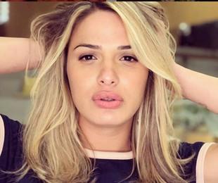 Glamour Garcia   Reprodução/ Instagram