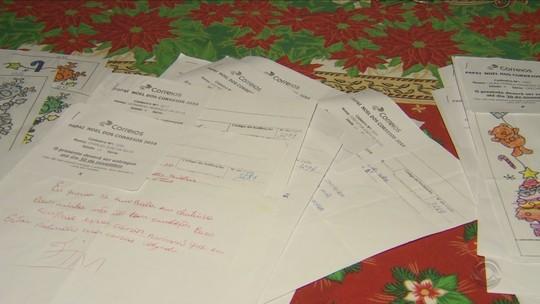 Campanha 'Papai Noel dos Correios' ocorre em 48 cidades de SC