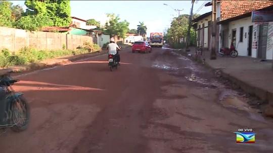 Avenida sofre pela falta de infraestrutura em São Luís