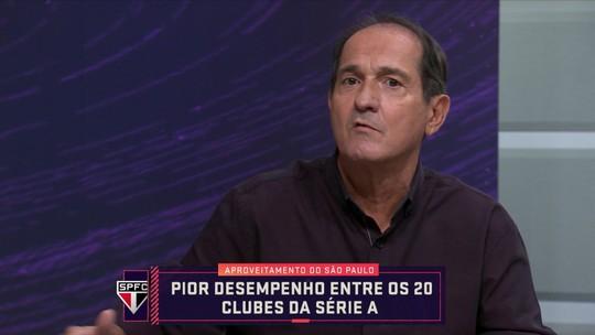 """Muricy Ramalho aponta diretoria como culpada pela situação do São Paulo: """"Parou no tempo"""""""