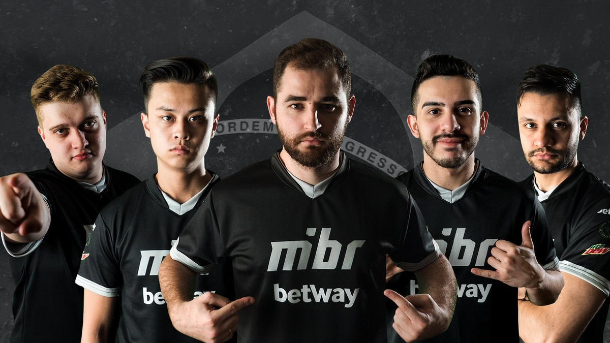 MIBR estreia na ESL One Colônia em busca de renovação
