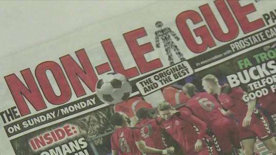 Conheça o jornal que cobre times da 5ª à 11ª divisão da Inglaterra e vende 25 mil cópias por edição