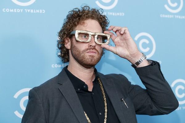 O ator TJ Miller (Foto: Getty Images)