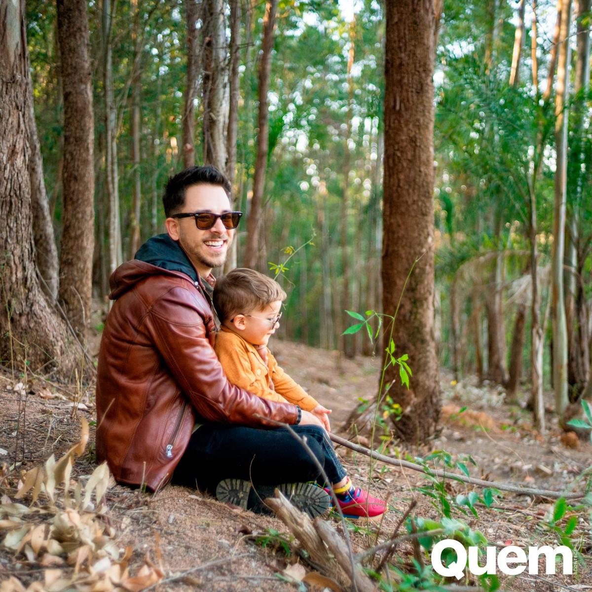 Junior Lima e Otto (Foto: Monica Benini e Junior Lima/ Divulgação)