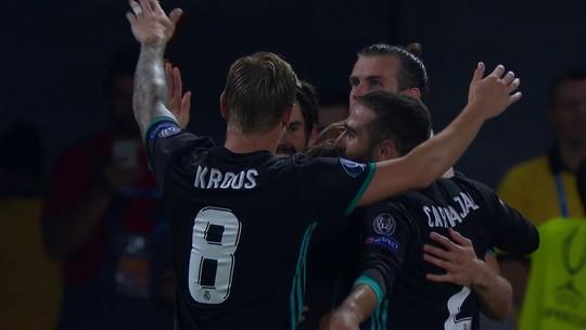 """Sergio Ramos comemora título do Real e avisa: """"Não me canso de ganhar"""""""