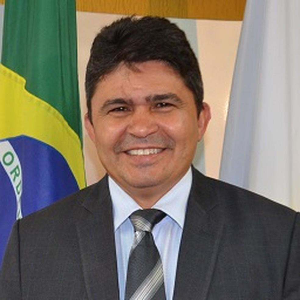 Major Negreiros é um dos investigados na 2ª fase da Operação Jogo Limpo (Foto: Divulgação/Câmara Municipal de Palmas)