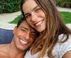 Cauã Reymond e Mariana Goldfarb | Reprodução